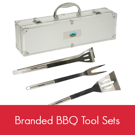 Branded BBQ Tool Sets