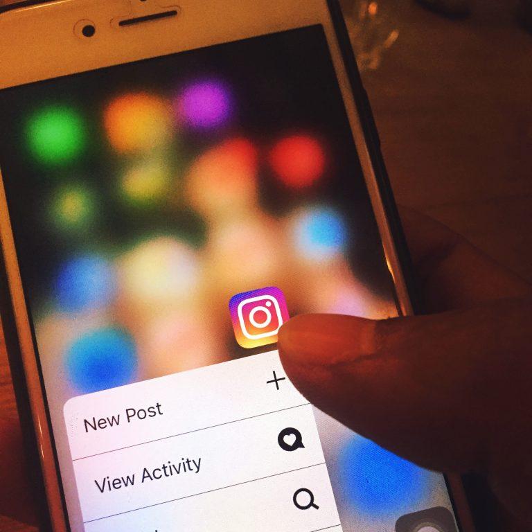 instagram app photo