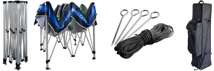 Tent Kit Parts