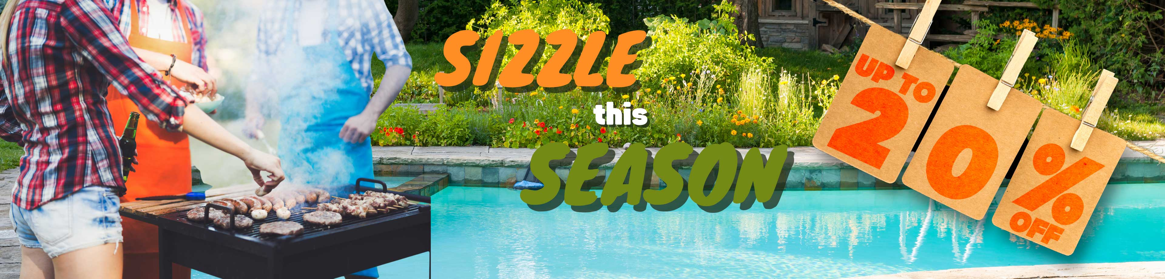 Sizzle This Season with Up To 20% Off Custom BBQ Tools and Promotional Products for Picnics & Patio Parties!
