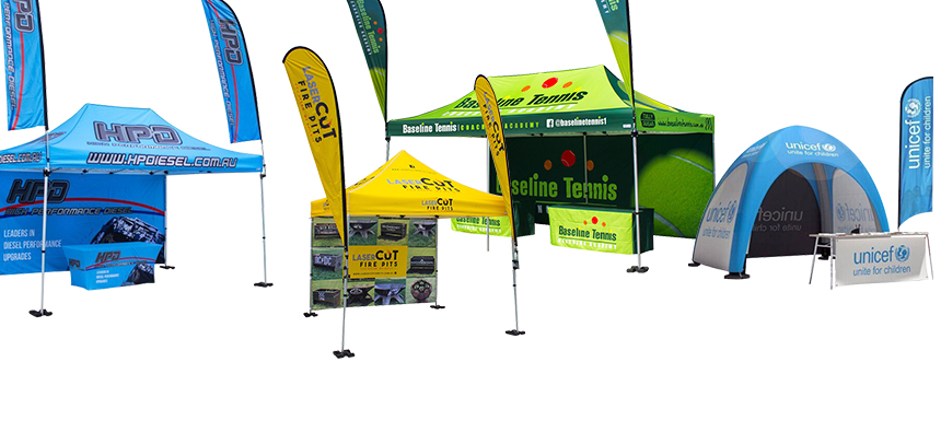 Custom Tent Packages