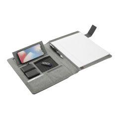 Reclaim RPET Wireless Charging Writing Pad