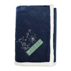 Field & Co. 100% Recycled PET Sherpa Blanket