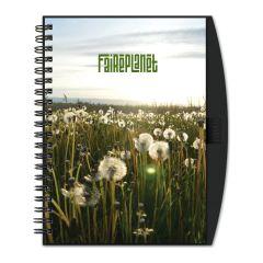 "ClearPort Spiral JournalBook 5"" x 7"""