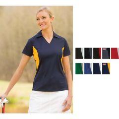 Ladies' Coal Harbour Snag Resistant Color Block Shirt