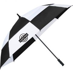 "Totes 62"" Auto Open/Close Vented Golf Umbrella"