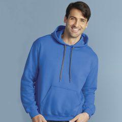 Gildan Ring Spun Fleece Hooded Sweatshirt