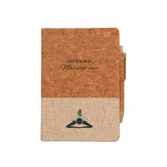 Montado Cork & Linen Journal
