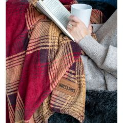 "Cabin Throw Blanket (60"" x 70"")"