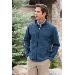 Shaded Crosshatch Softshell Jacket