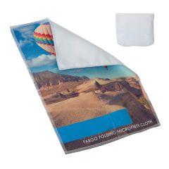 Full Colour Foldable Microfibre Cloth