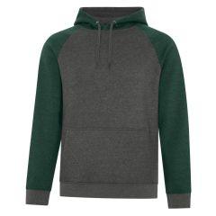 ATC Esactive Vintage Two Tone Hooded Sweatshirt