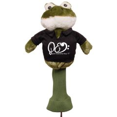 Fairway the Frog Golf Club Cover