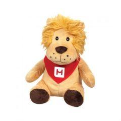 Toby the Stuffed Lion (with bandana)