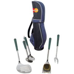 4pc Golf Style BBQ Set