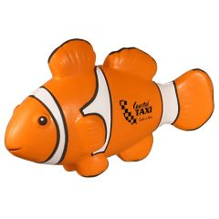 Clown Fish Shaped Stress Reliever
