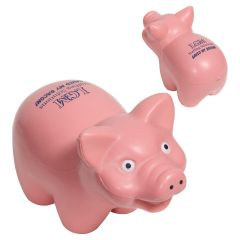 Pig Shaped Stress Reliever