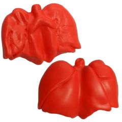 Lungs Shaped Stress Reliever