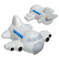 Small Airplane Shaped Stress Reliever