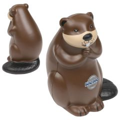 Beaver Shaped Stress Reliever