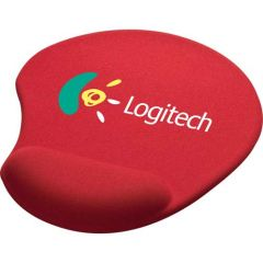 Gel Mouse Pad with Wrist Rest