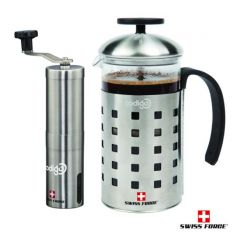 Swiss Force Geneva Coffee Gift Set