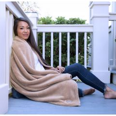 "Soft Touch Velura Blanket (50"" x 60"")"