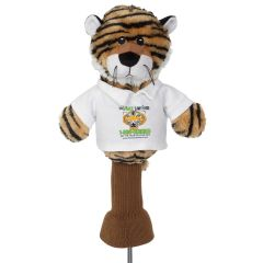 Tiger in the Wood Golf Club Cover