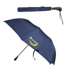 "28"" Telescopic Folding Umbrella"