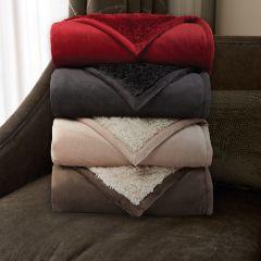 "Urban Alpaca Home Throw Blanket 50"" x 60"""