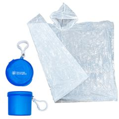 Drizzle Packable Poncho