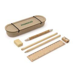 Ecologist 6pc Stationery Kit