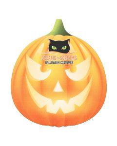 Pumpkin Shaped Coaster (40pt / 60pt)