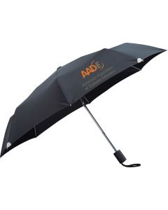 "Auto Open/Close Windproof Safety 42"" Umbrella"
