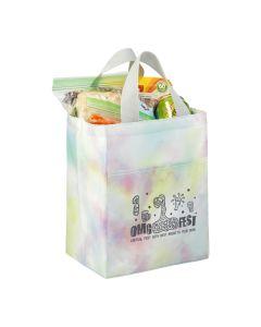 Tie Dye Lunch Cooler