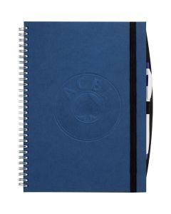Hardcover Large Spiral JournalBook