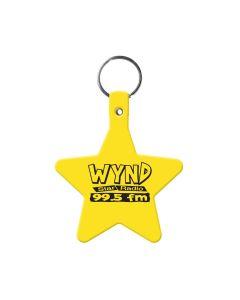 Star Flexible Key-Tag