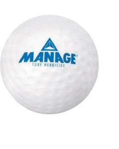 Golf Ball Shaped Stress Reliever