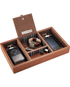 Cutter & Buck Legacy Valet and Charging Station