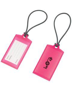 Small Silicone Luggage Tag