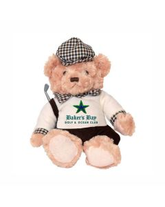 Byron Bear Golf Plush