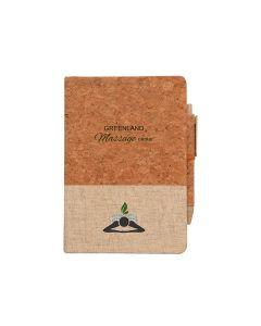 Montado Cork & Linen Journal