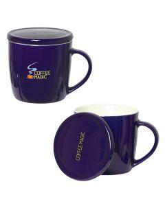 Piccolo Coffee Mug With Lid (350mL)