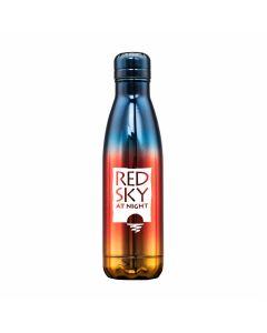 17oz multicoloured bottle with white logo