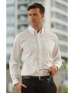 Tattersall Check Woven Shirt