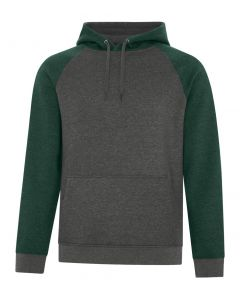 ATC Esactive Vintage Two Tone Hooded Sweatshirt