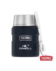 Thermos King Food Jar & Folding Spoon (16oz)