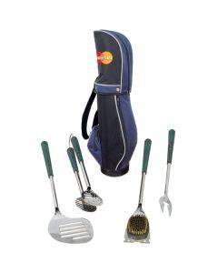 4pc Golf Style BBQ Set