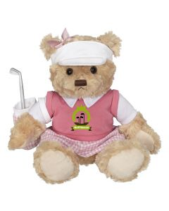 Penelope Bear Golf Plush