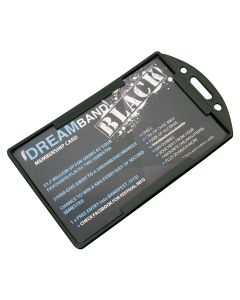 Open Face Gloss ID Holder